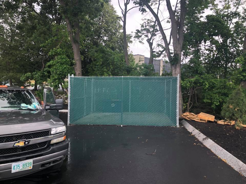 commercial fencing nashua