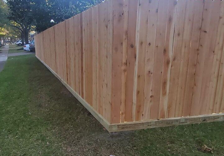 fence installation near me