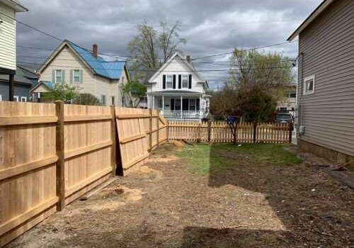 wood fence company nashua